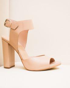 Sandalen mit Glanz