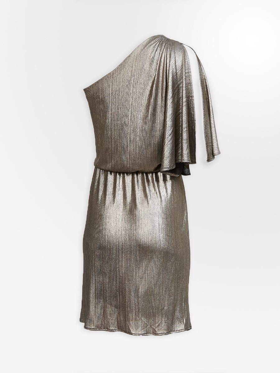 Kurzes Kleid mit einem Ärmel | CHARMITE München