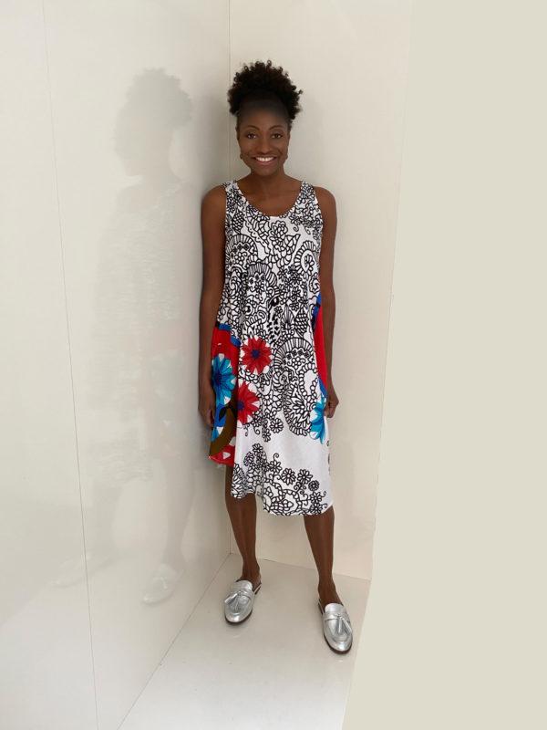 Oversized Dress Ibiza