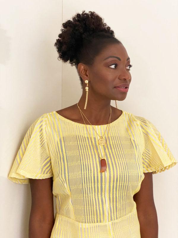 Charmite Bluse Couture