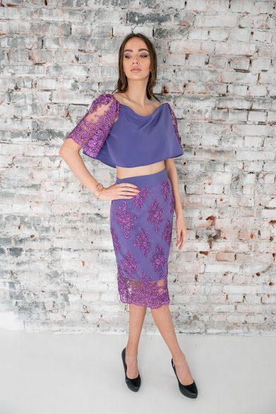 Bluse Charmite Couture